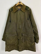 Menandrsquos Wax Jacket / Large / Country / Hunt / Field / Casual