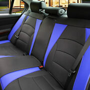 Ultra Comfort High Grade Leather Seat Covers For Car Truck Suv Van - Rear Set