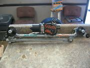 2014-2020 Nissan Rogue 2.4l Winshield Wiper Motor With Transmission/linkage Oem