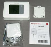 Honeywell Home Rth5160d T2 Non-programmable Thermostat With C-wire Adapter