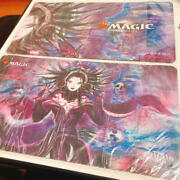 Different Pictures Liliana Set Of Play Mats Battle For Lights Yoshitaka Amano
