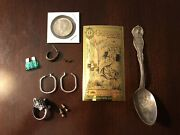 Silver And Gold Junk Drawer