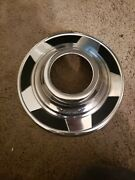 Nos 1973-78 Chevy / Gmc Pickup 10 1/2 Half Ton 4x4 Truck Front Hubcap Oem