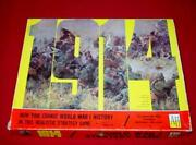 Avalon Hill 1914 World War I - Wwi Western Front Classic Strategy Game Pun