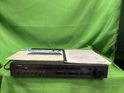Rare Yamaha T2 T-2 Tuner Works Great W/ Owners And Service Manuals Check The Video