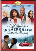 Christmas In Evergreen Bells Are Ringing New Sealed Dvd Hallmark Channel Holiday