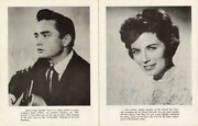 Johnny Cash - Program Signed With Co-signers