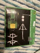 Ertl John Deere Precision 2 140 Lawn And Garden Tractor W/ Implements New In Box
