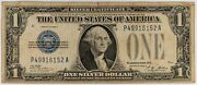 1928 A One Dollar Silver Certificate Xf/au Funny Back Note 1 Bill Buy It Now