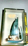 Noch 16824 1 Boat In Sailing With Characters See Photo Scale Ho 187