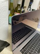 Apple Macbook Pro 16and039and039 512gb Intel Core I7 2.6 Ghz 16 Gb Laptop - Space...
