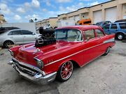 1957 Chevrolet Bel Air/150/210 1957 Chevrolet Bel Air With A 1071 Blower
