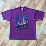 90s Vintage Made In Usa Disney Tower Of Terror Teller Attraction T-shirt Xl