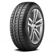 Goodyear Set Of 4 Tires 255/45r20 W Excellence Summer / Performance