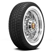 Coker Set Of 4 Tires P205/60r16 H American Classic 1 1/2 Inch Whitewall