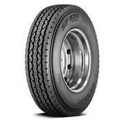 Dunlop Set Of 4 Tires 255/70r22.5 K Sp831 All Season / Commercial Hd