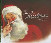The Christmas Vault Book With Posters, Stickers, Recipes, And More - New - See Bel