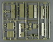 Asuka 1/35th Scale M4a3e8 Sherman Easy Eight - Part Tree O From Kit No. 35-020