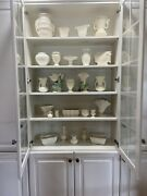 Pottery Collection Hull/mccoy/redwing 42 Pieces
