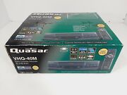 Quasar Vhq-41m Video Cassette Recorder 4 Head Vcr Vhs Player New In Box ■sealed■