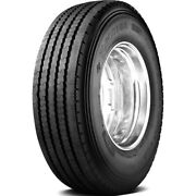 4 Tires Yokohama Ry103 245/75r22.5 Load G 14 Ply All Position Commercial