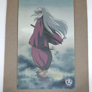 Inuyasha The Movie The Castle Beyond The Looking Glass Poster Hanging Scroll