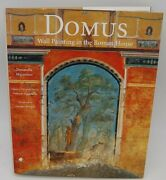 Domus Wall Painting In The Roman House Getty Trust Publications J. Paul Get..