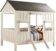 Acme Furniture Spring Cottage Full Panel Childrenand039s Bed Play Set
