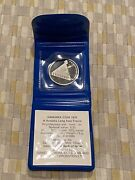 Israel 25 Lirot Hanukkah Lamp From France Coin 1978 Proof In Collectors Case