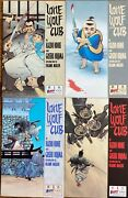 Lone Wolf And Cub Lot 4 Comics First 1 2 3 4
