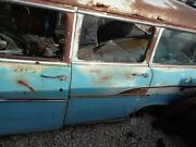 1957 Chevy Station Wagon Left Rear Door Solid 1956 1955