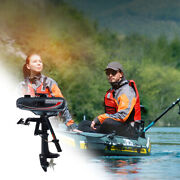 2.5kw3.5hp 10km/h Outboard Motor 5000r/min 2-stroke Motor For Inflatable Boats