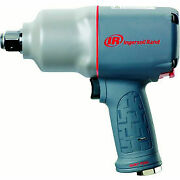 Ingersoll Rand Composite Quiet Air Impact Wrench 3/4 Drive Size 1350 Max