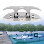 Stainless Steel Cleat Folding Cleat Marine Boat Cleat Easy To Carry For Kayak