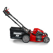 Self Propelled Lawn Mower 21 In. 82-volt Lithium-ion Battery Brushless Cordless
