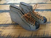 Thorogood Roofer Monkey 633 Size Us 7.5 D 7511 Boots Goodyear Soles Chemigum