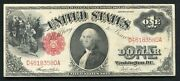 Fr. 36 1917 1 One Dollar Legal Tender United States Note Extremely Fine B
