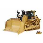 Diecast Master Model Compatible With Cat D9t Track Type Tractor 150 Diecast Dm8