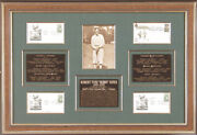 Byron Nelson - Collection With Gene Sarazen Art Wall Jr. Doug Ford