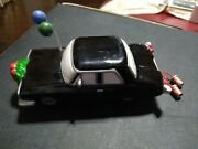 Dept56 Department 56 Black Car Just Married Cola 56 Cans Christmas Tiny Chip
