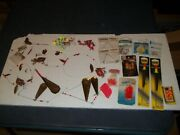 Big Lot Of Fishing Lures, Trolling, Ford Fender, Luhr Jensen, Seps, Flashers