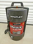 Lincoln Electric Miniflex Portable Welding Fume Extractor Excellent Filter