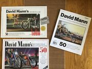 Choice Collections Of David Dave Mannand039s Motorcycle Art 234 Easyriders Harley