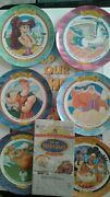 Hercules Plates New Mcdonalds Includes Poster Mint Condition And Happy Meal Bag