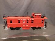 Ho Scale Baltimore And Ohio C-1716 Caboose