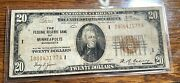 1929 20 Minneapolis Federal Reserve Bank Note Vg/fine Best Price On Ebay Chn