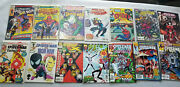 Lot Of 14 - Amazing Spider-man Marvel Tales - Vintage And Modern Comic Books