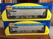 Athearn Norfolk Southern Trinity 5161 Cu. Ft. Covered Hoppers Ho Scale