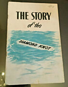 1948 The Story Of The Diamond Knot Shipwreck And Salvage Of Canned Salmon Rare