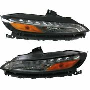 Turn Signal Light For 2014-2018 Jeep Cherokee Set Of 2 Driver And Passenger Side